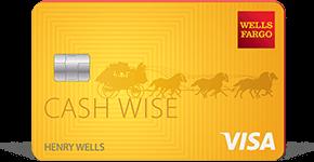 WELLS FARGO CREDIT CARDS LOGIN Cash Wise