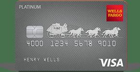 WELLS FARGO CREDIT CARDS LOGIN