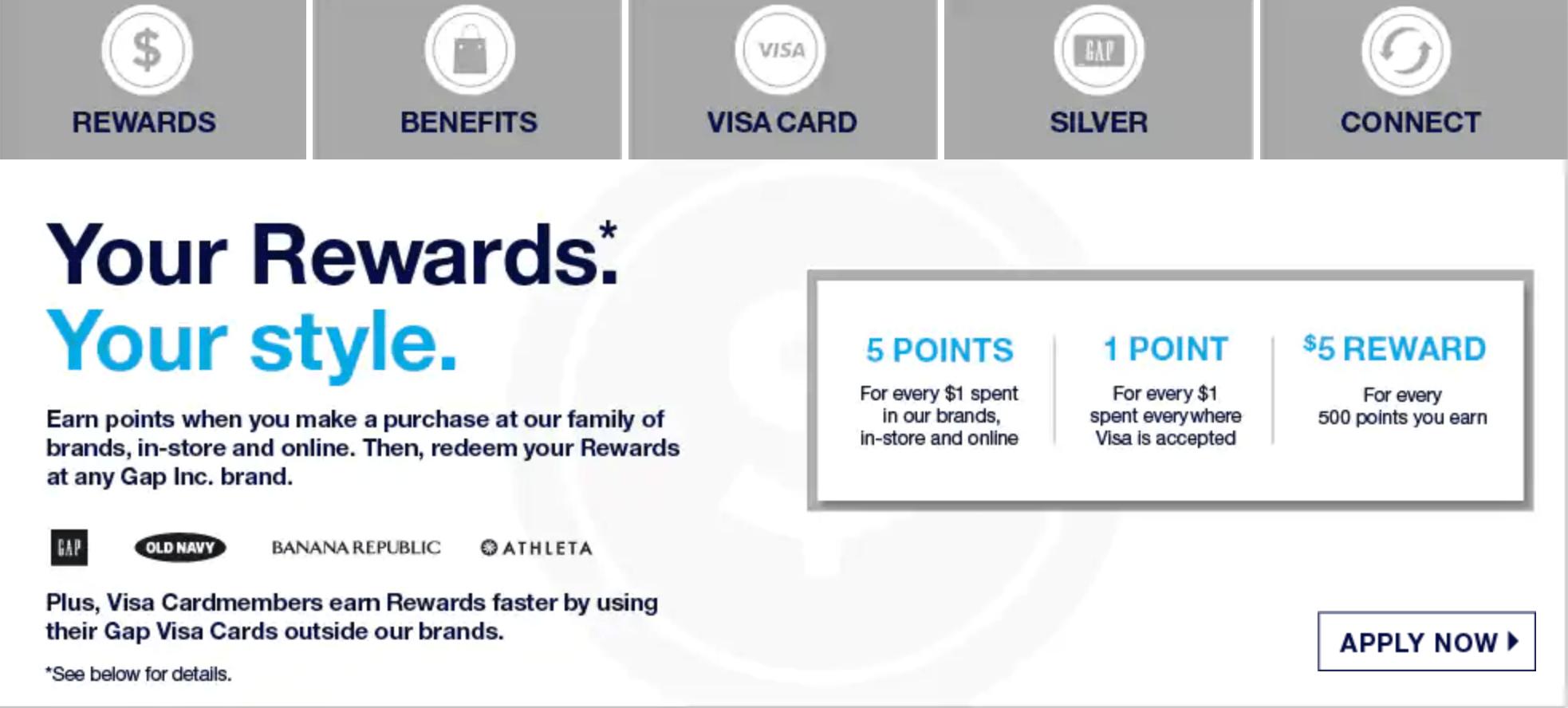 Gap Credit Card Login - www.gap.com Payment Customer Service